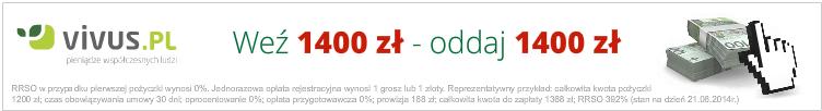 Vivus 1400