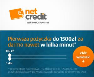 pożyczka netcredit